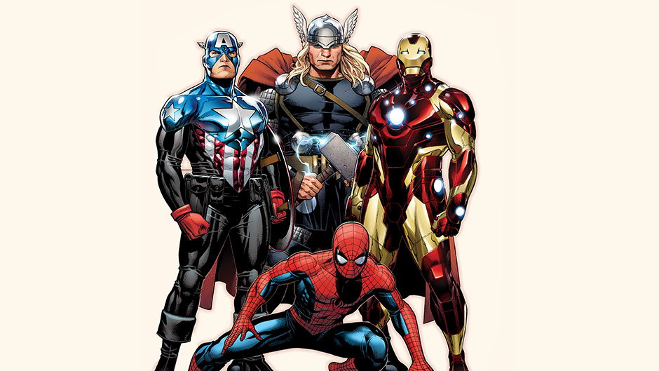Spider-Man and the Avengers
