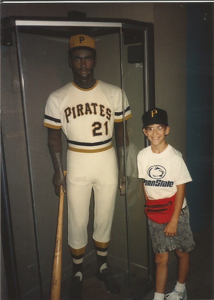 Me and Clemente
