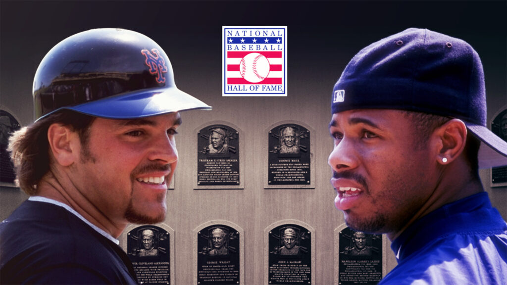 Griffey and Piazza