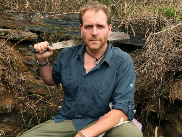 Josh gates expedition unknown wife sexual dysfunction