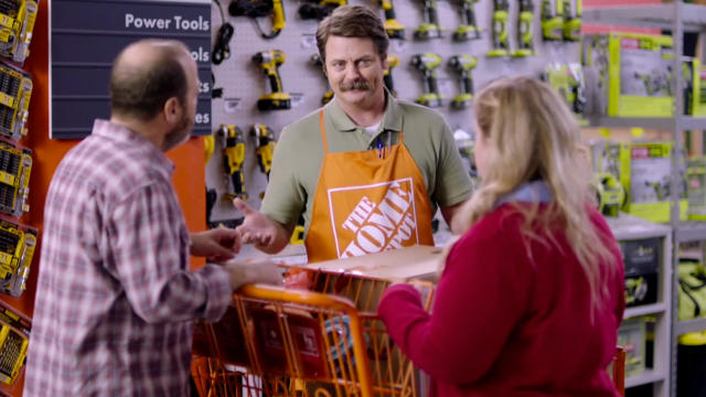 home depot employee training manual