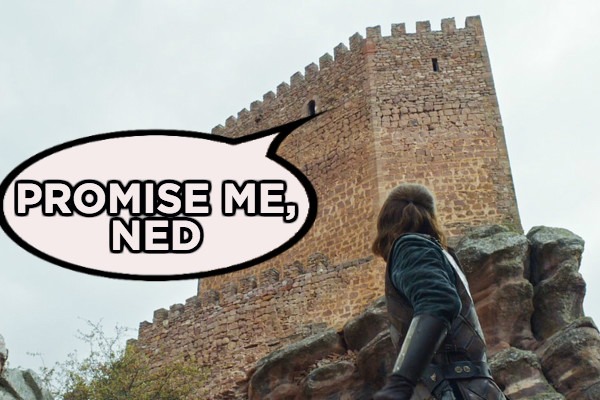 Promise me Ned