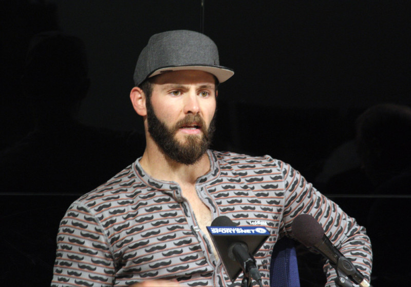 August 30, 2015: Jake Arrieta #49 of the Cubs pitches a No Hit game on the Dodgers. The Chicago Cubs defeated the Los Angeles Dodgers by the final score 2-0 at Dodger Stadium in Los Angeles CA.