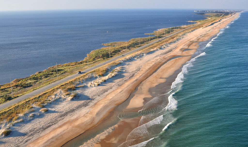 aerial-view-outer-banks-nc