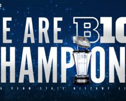 WE ARE…Big Ten Champs!