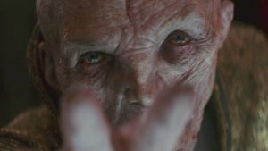 My Star Wars Snoke Theory