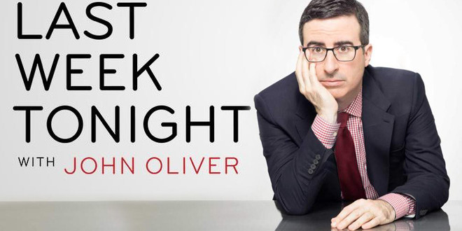 Last Week Tonight & The Trump Presidency