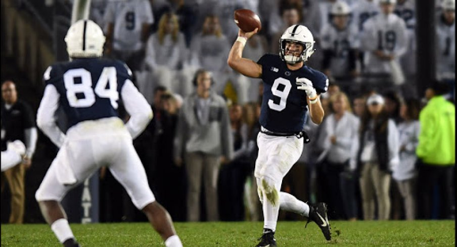 Thoughts on the Penn State/Ohio State Game–2018 Edition