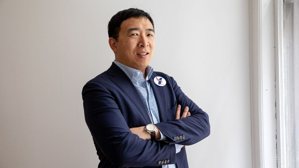 2020 Democratic Primary: Andrew Yang