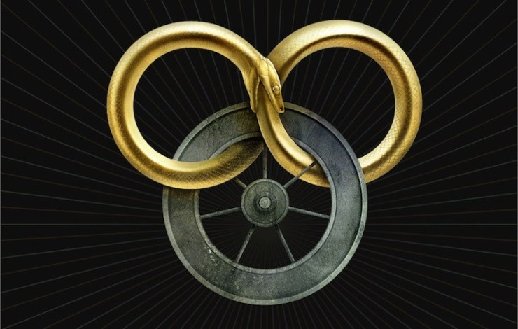 Wheel of Time Casting!